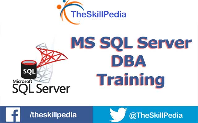 MS SQL DBA Training