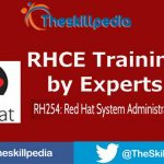 RHCE Certification Training