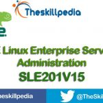 SUSE Linux Enterprise Server 15 Administration (SLE201V15)
